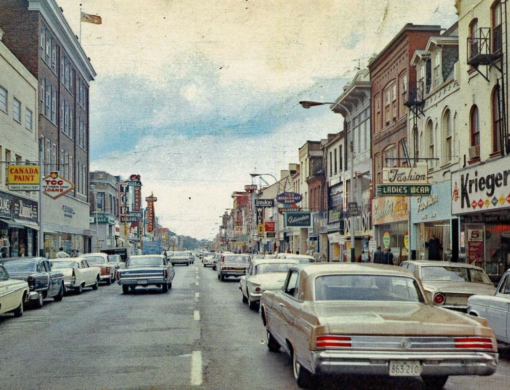 A Look Back: Brantford in the 1960s – Part 1