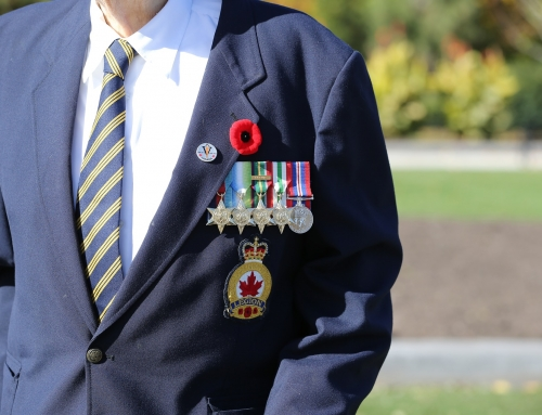 City Announces Details of 2018 Remembrance Day Services