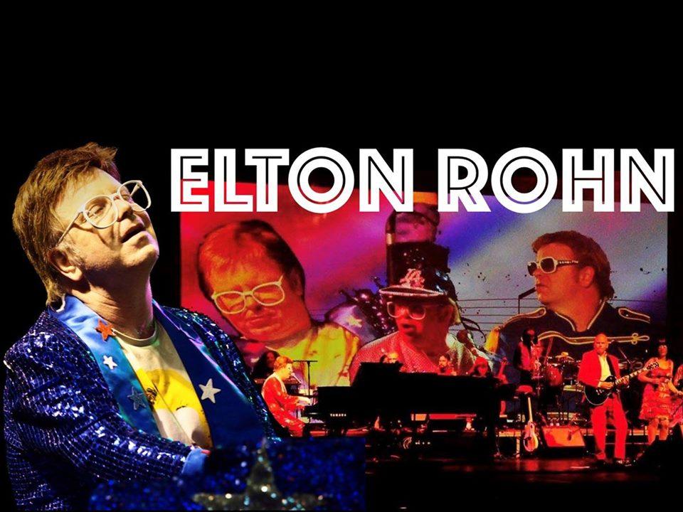 Lansdowne Elton Rohn Concert
