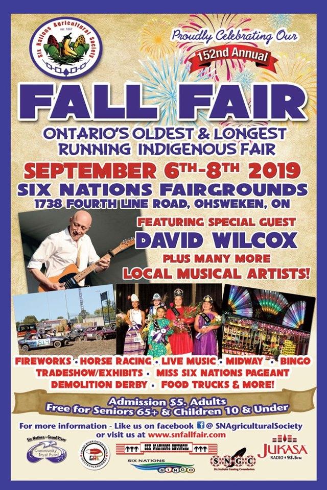 Six Nations Fall Fair 2019