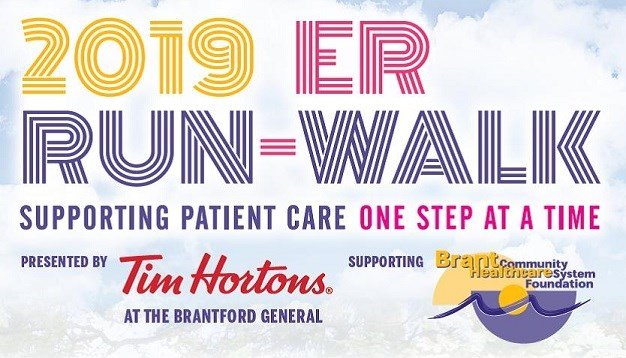 BCHS Foundation ER Run Walk 2019