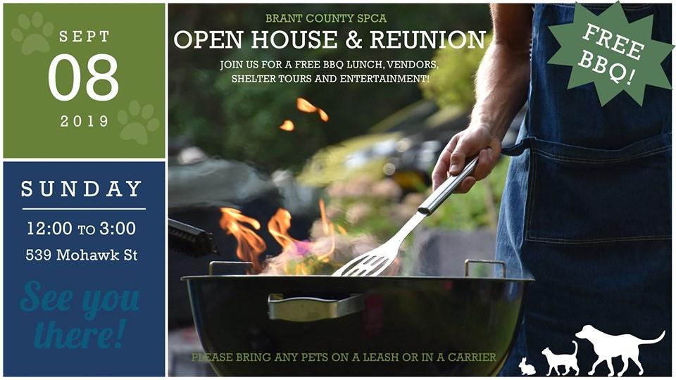 SPCA Open House & Reunion