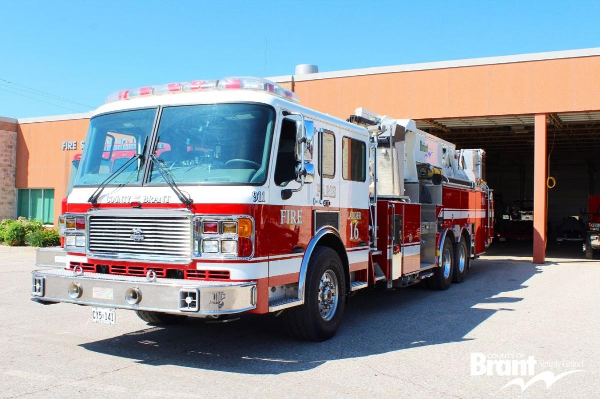 FFAO Fire Truck