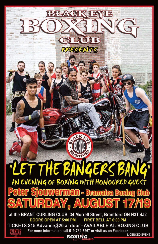 Let the Bangers Bang poster