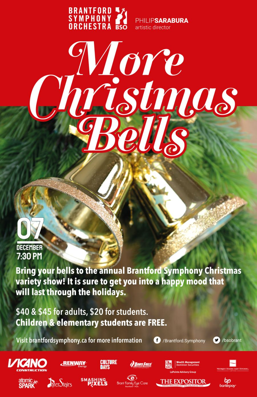 More Christmas Bells poster
