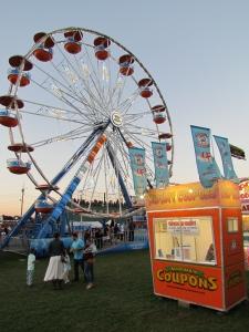 Paris Fair - Midway