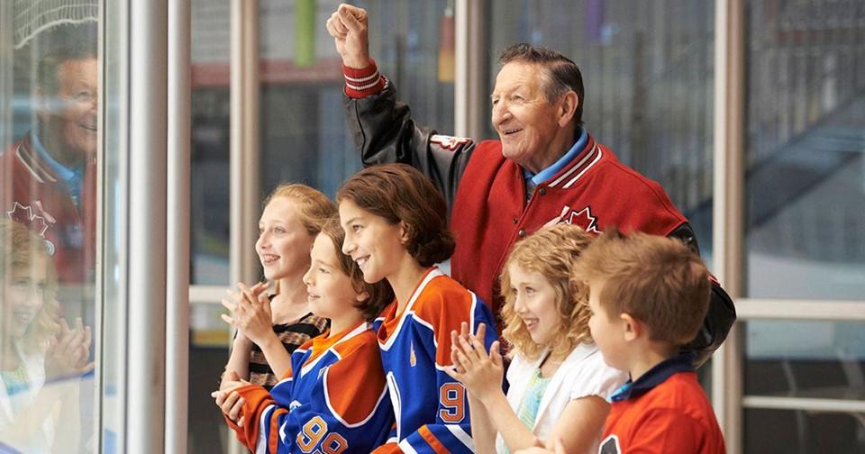 Celebrating Walter Gretzky