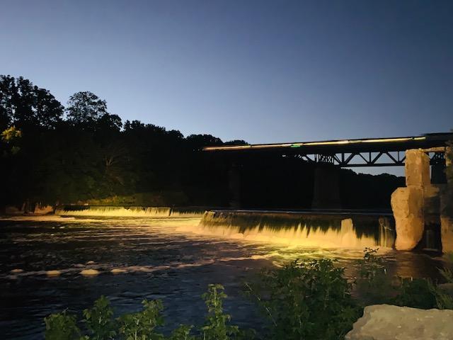 Childhood Cancer - Penman's Dam