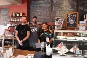 Blue Dog Cafe - Ryan & Crew