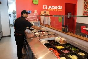 Quesada - Tash Serving