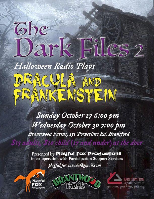 The Dark Files 2 poster