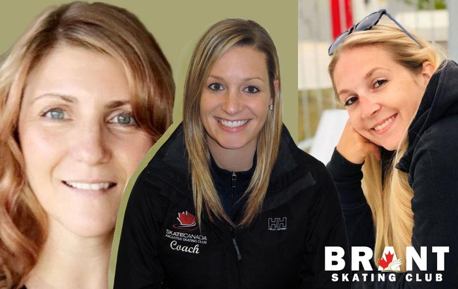 Brant Skating Club - New Coaches