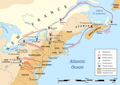 Seven Years War Battles