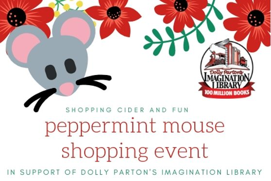 Peppermint Mouse Christmas Market 2019