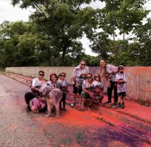 Brantford Burst 2019 - Colourful Group