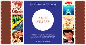 Sanderson Centre - Film Series