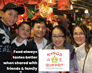 King's Buffet - Family Photo