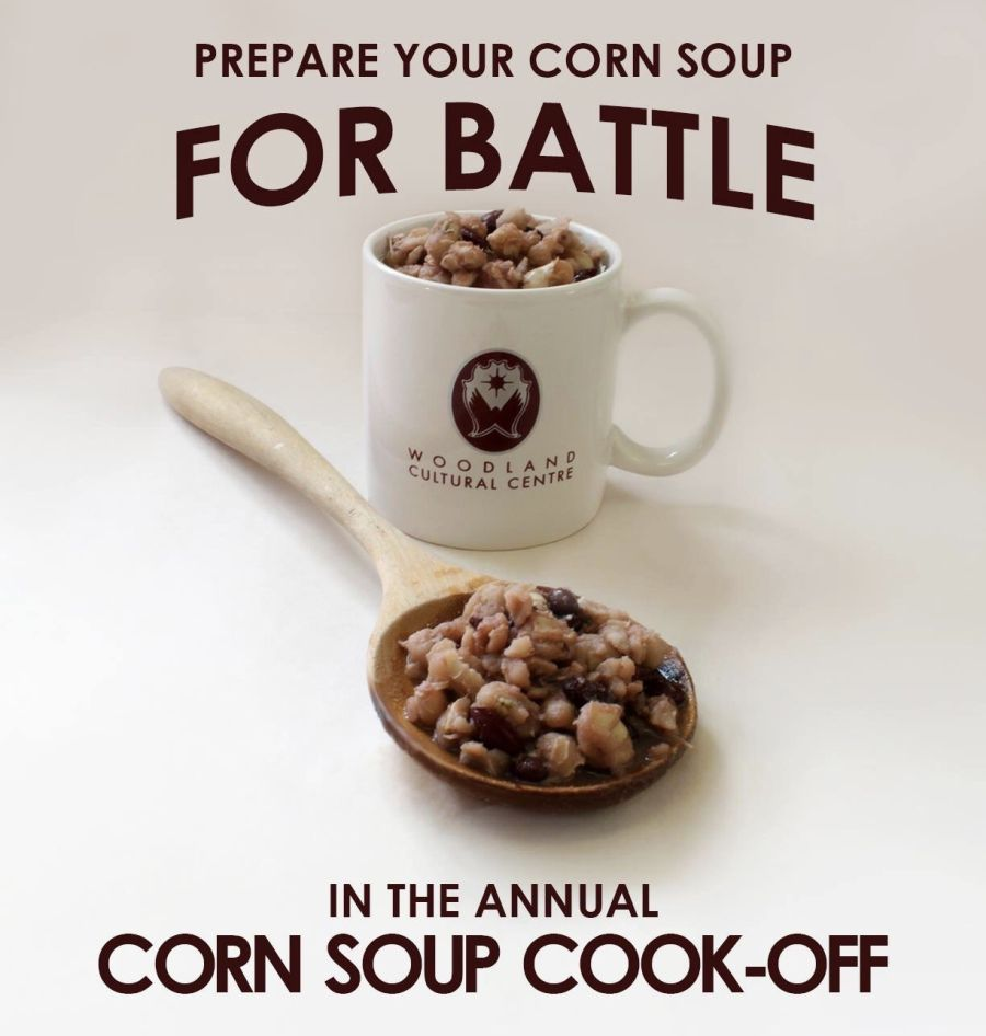 Corn Soup Cook-Off poster