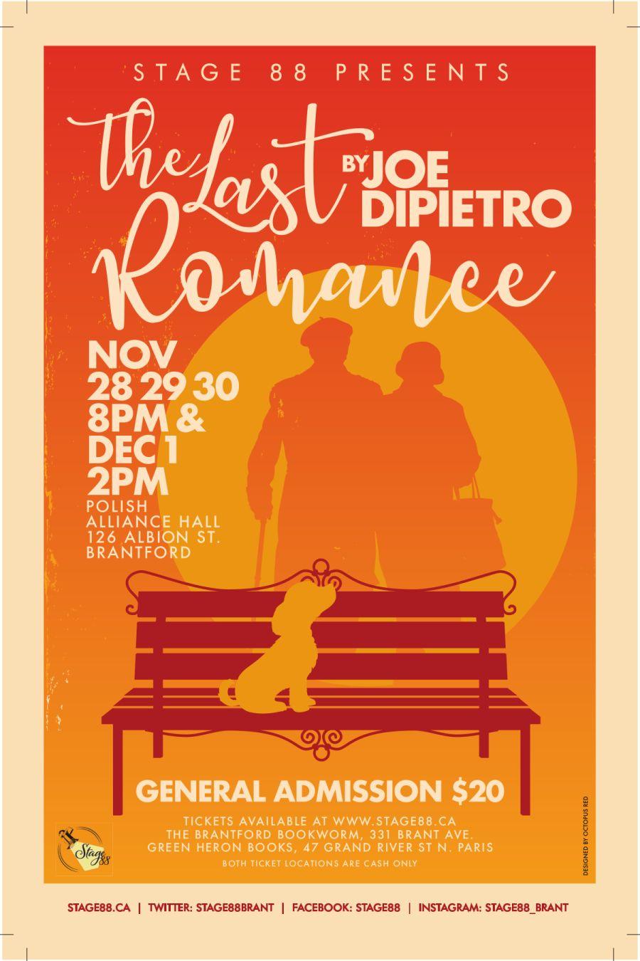 The Last Romance poster