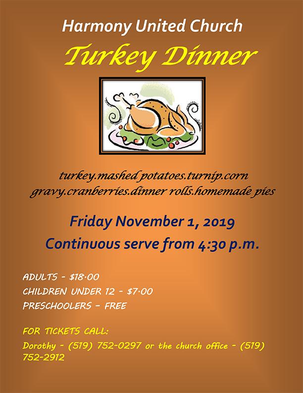 Turkey Dinner poster