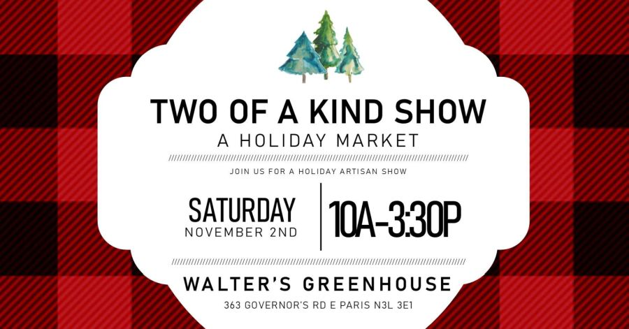 Two Of A Kind Show poster