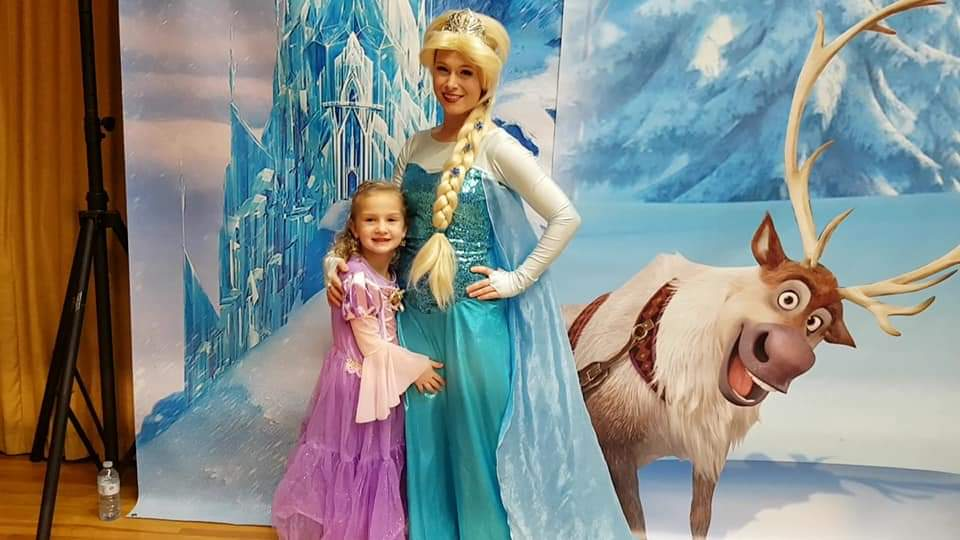 Winter Wonderland Princess Ball 2020
