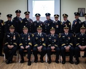 County of Brant Fire - Long Service Award Group