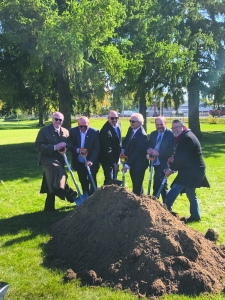 Breaking Ground in the County of Brant