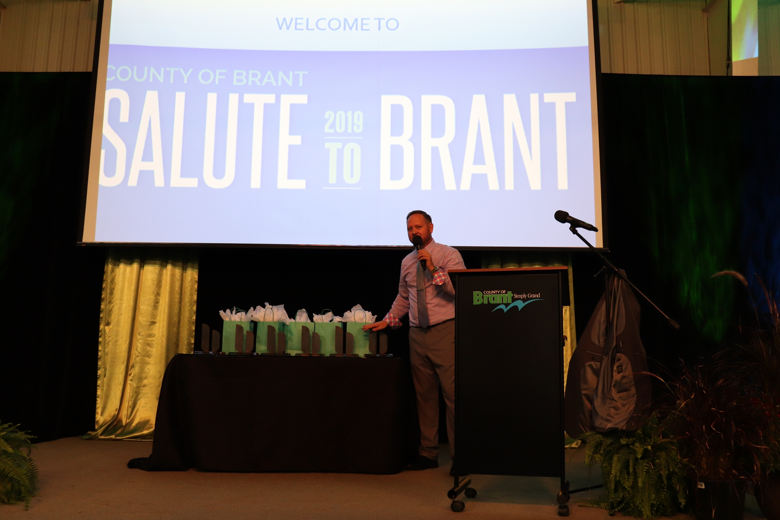 Salute to Brant - Brant Works