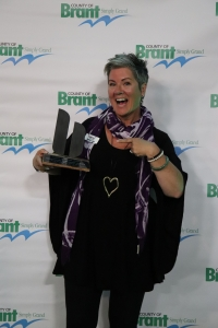 Tasty Road Trips Wins Salute to Brant Award