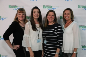BRC Staff Celebrate at Salute to Brant
