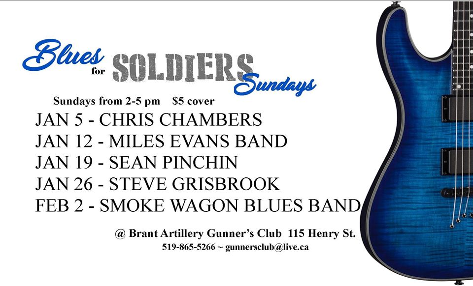 Blues for Soldiers Jan 2020