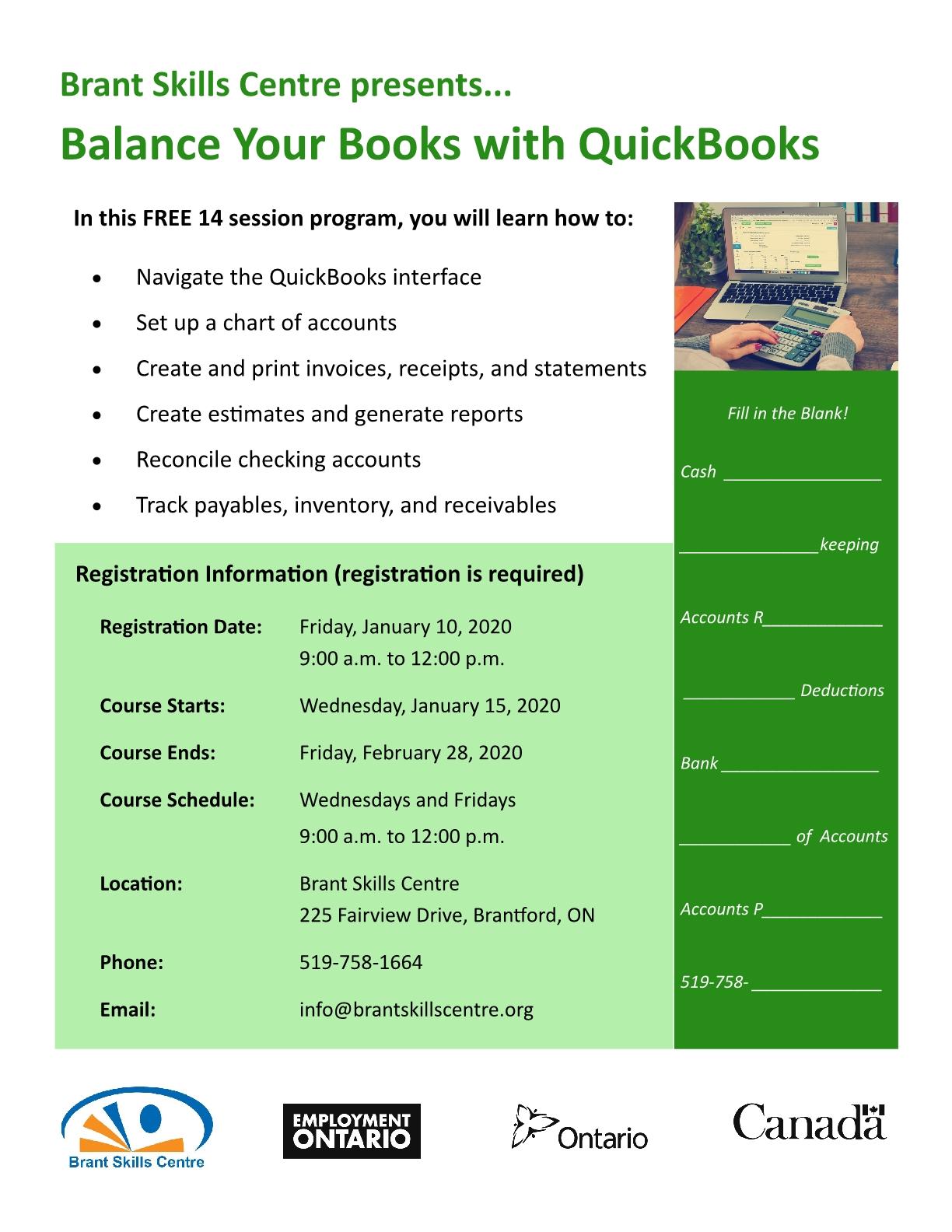 QuickBooks poster
