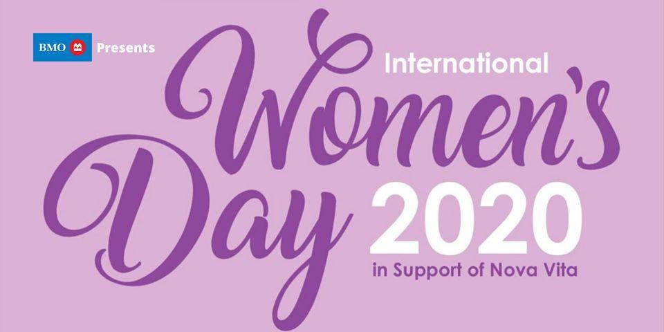 Nova Vita International Women's Day 2020