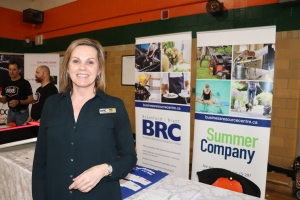 BRC Booth