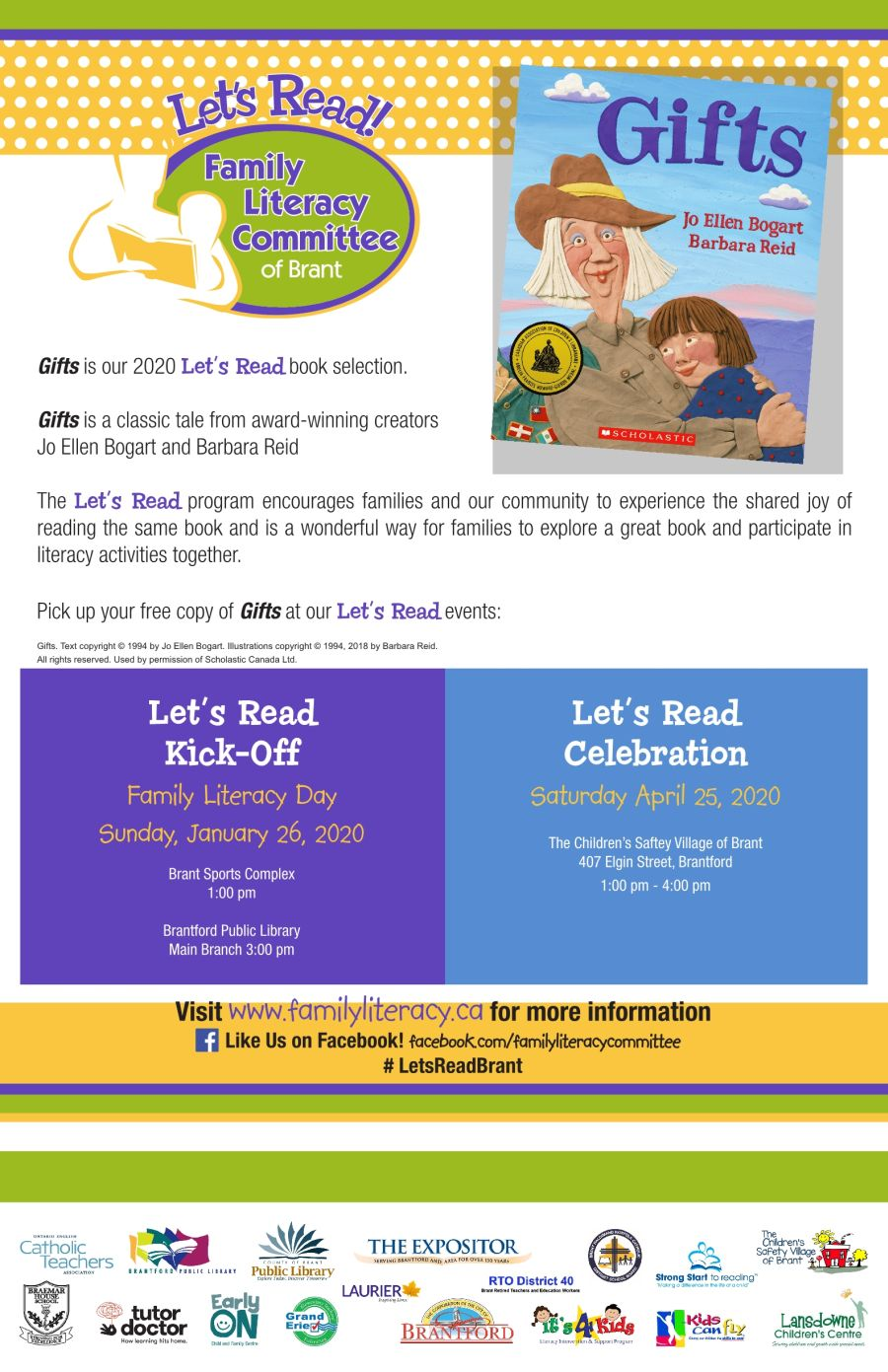 Let's Read poster
