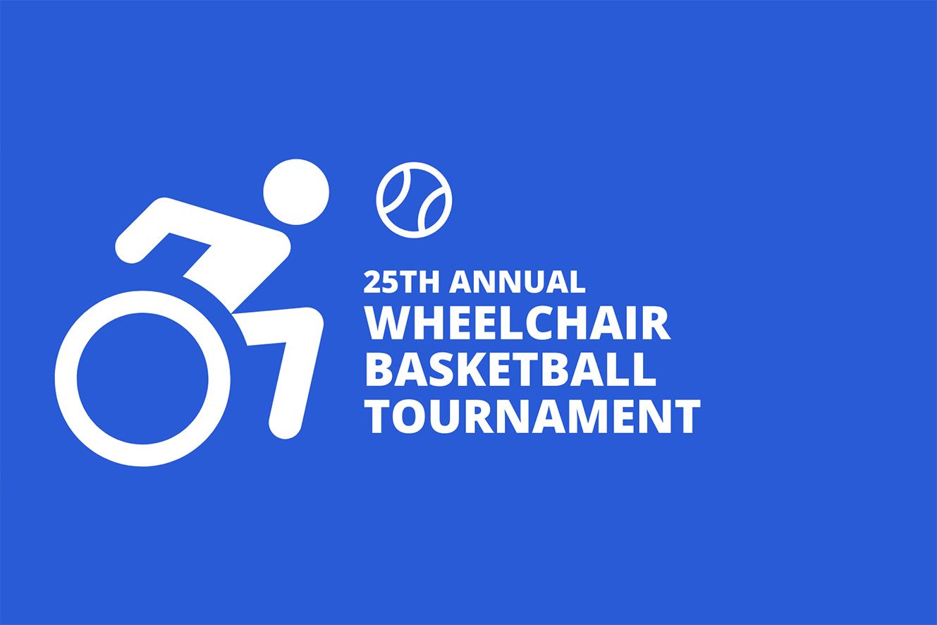 Wheelchair Basketball Tournament logo
