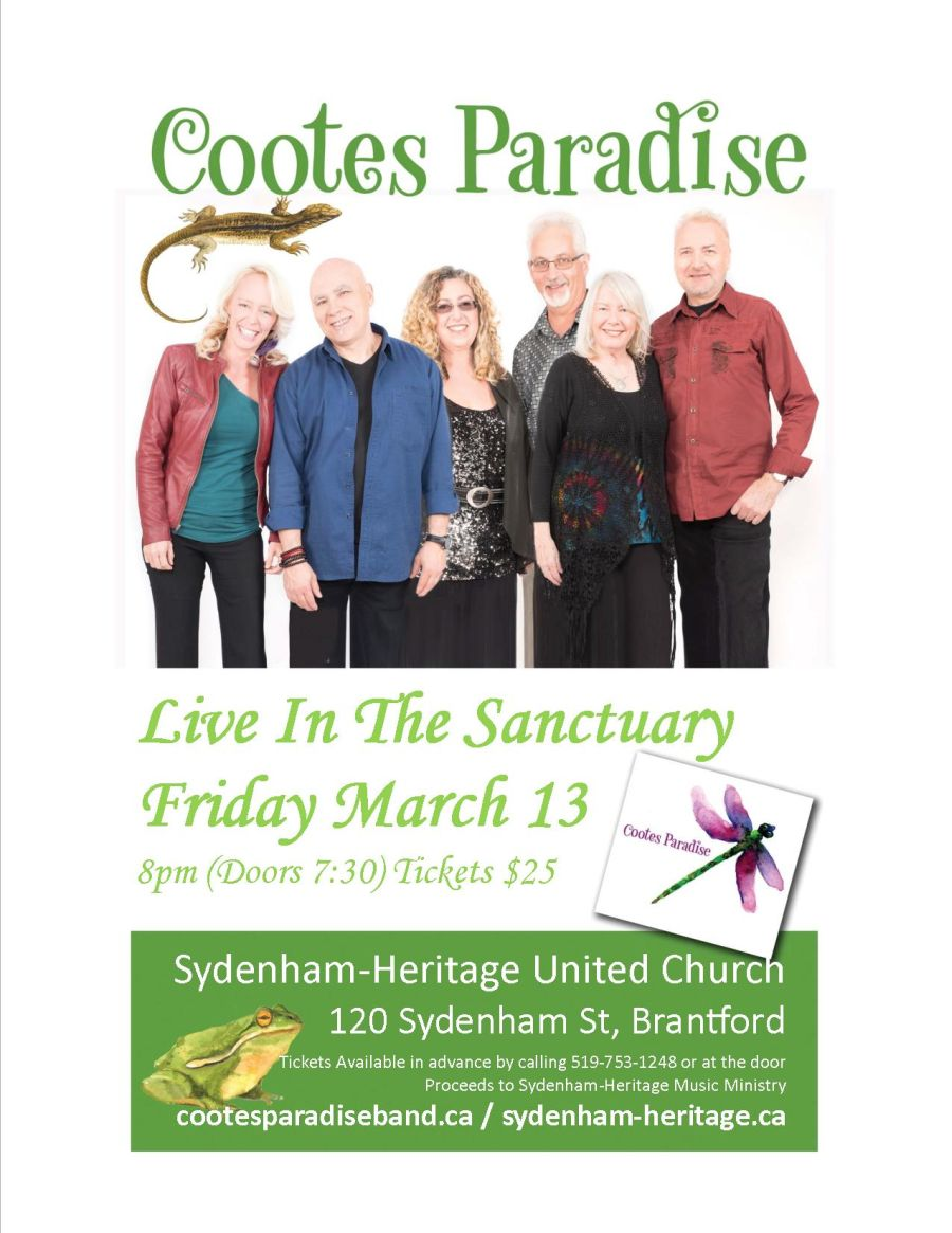 Cootes Paradise poster
