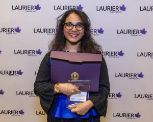 Samiha Sanjida Laurier Stedman Prize