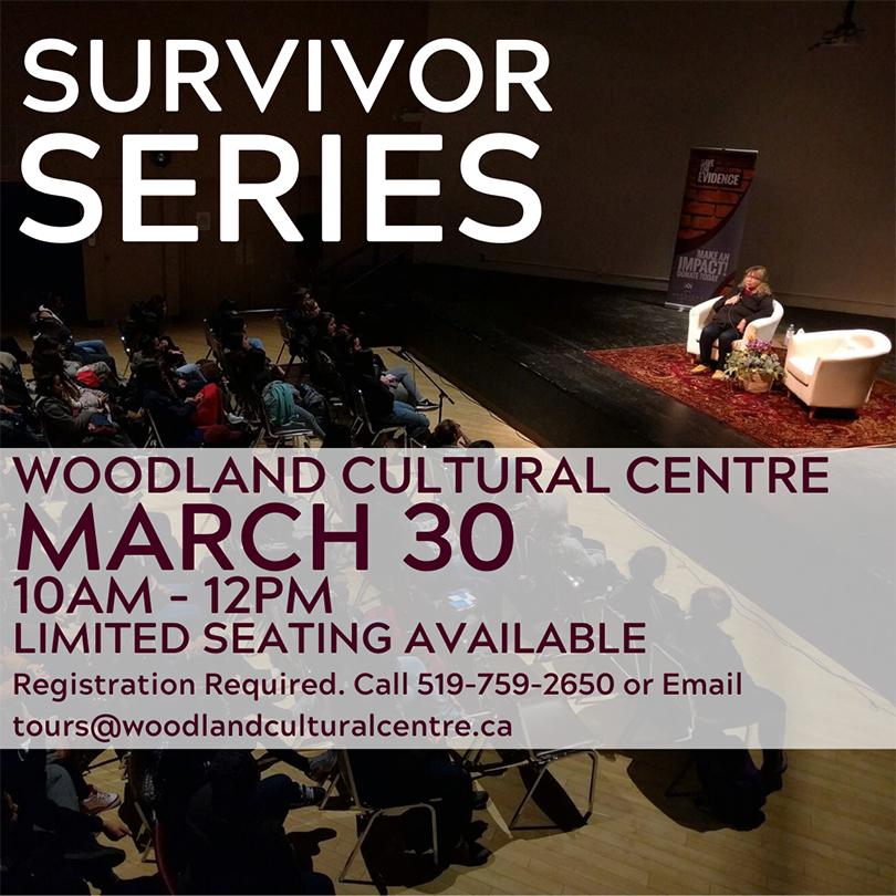 Survivor Series March 2020 poster