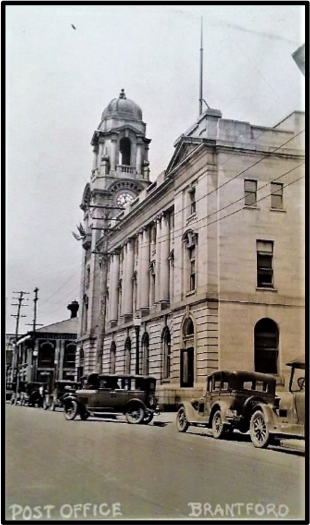 Brantford City Hall Artist Call