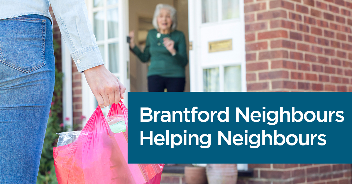 Brantford Neighbours Helping Neighbours