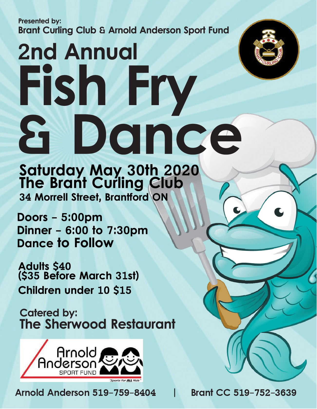 Fish Fry and Dance poster