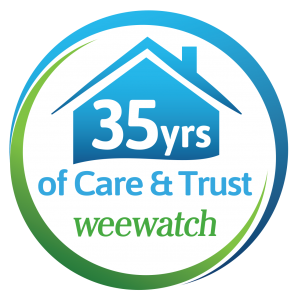 Wee Watch 35th Anniversary Logo