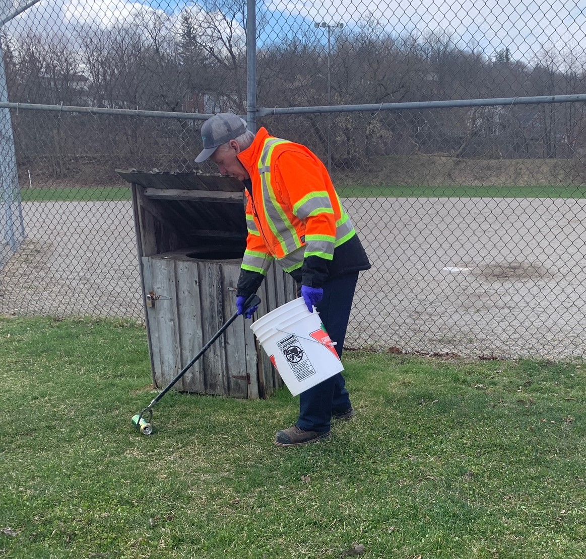 County of Brant Clean Up