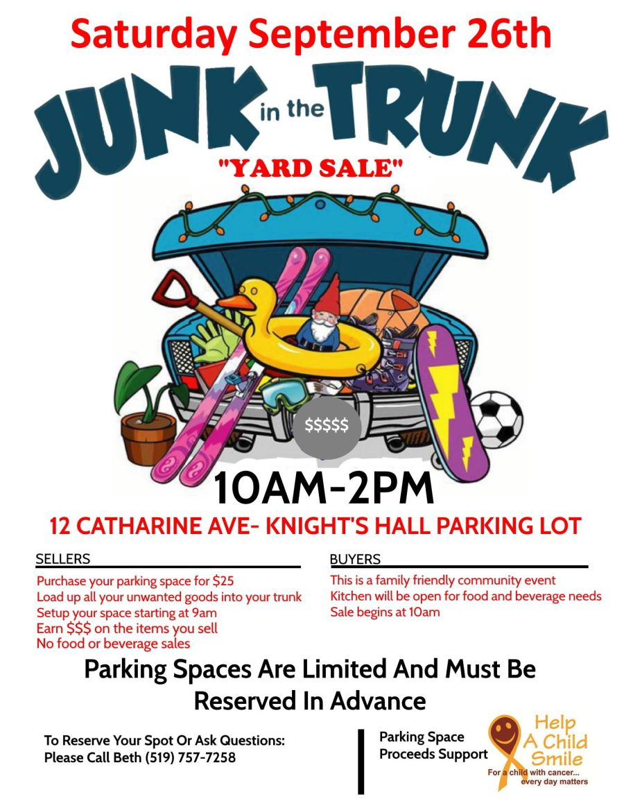 Junk in the Trunk poster