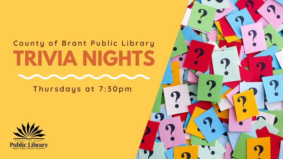 Trivia Night - County Library