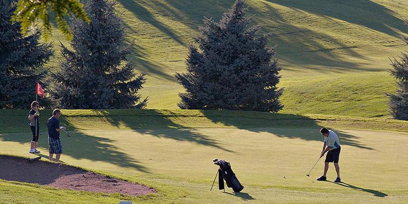 City of Brantford Reopening - Golf