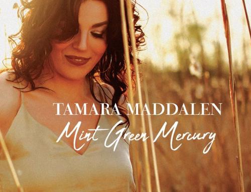 Music Scene – Tamara Maddalen