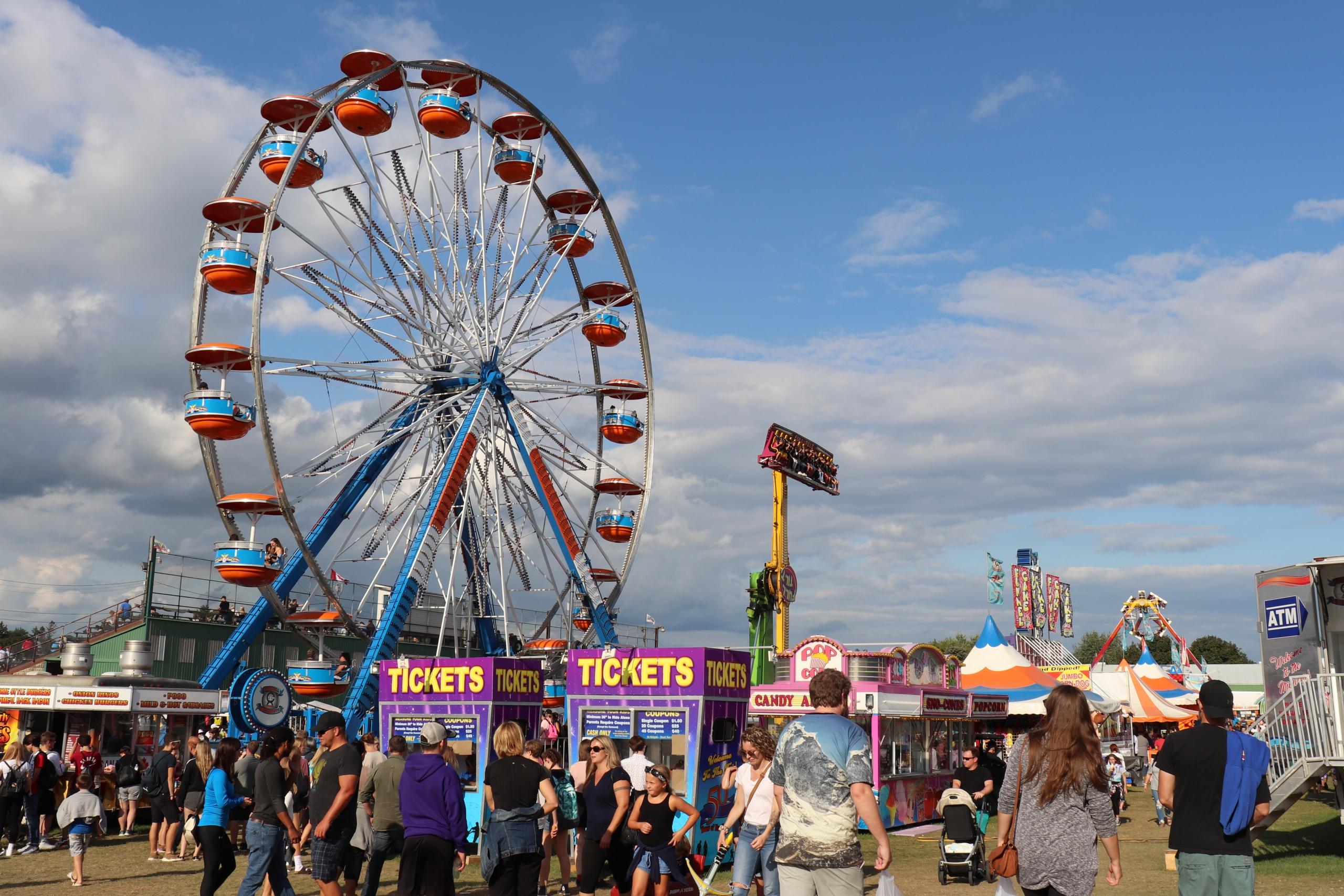 Paris Fair - Ferris Wheel